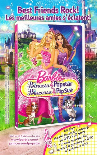 Princess and the Popstar