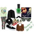 Princeton's #1 Girl Look ;)