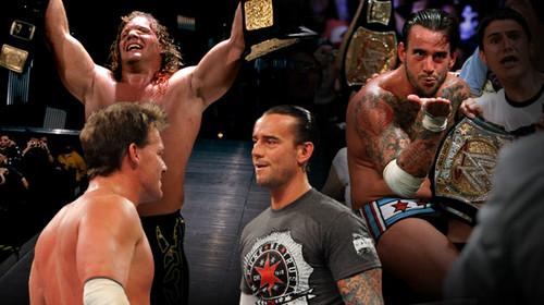 Punk and Jericho