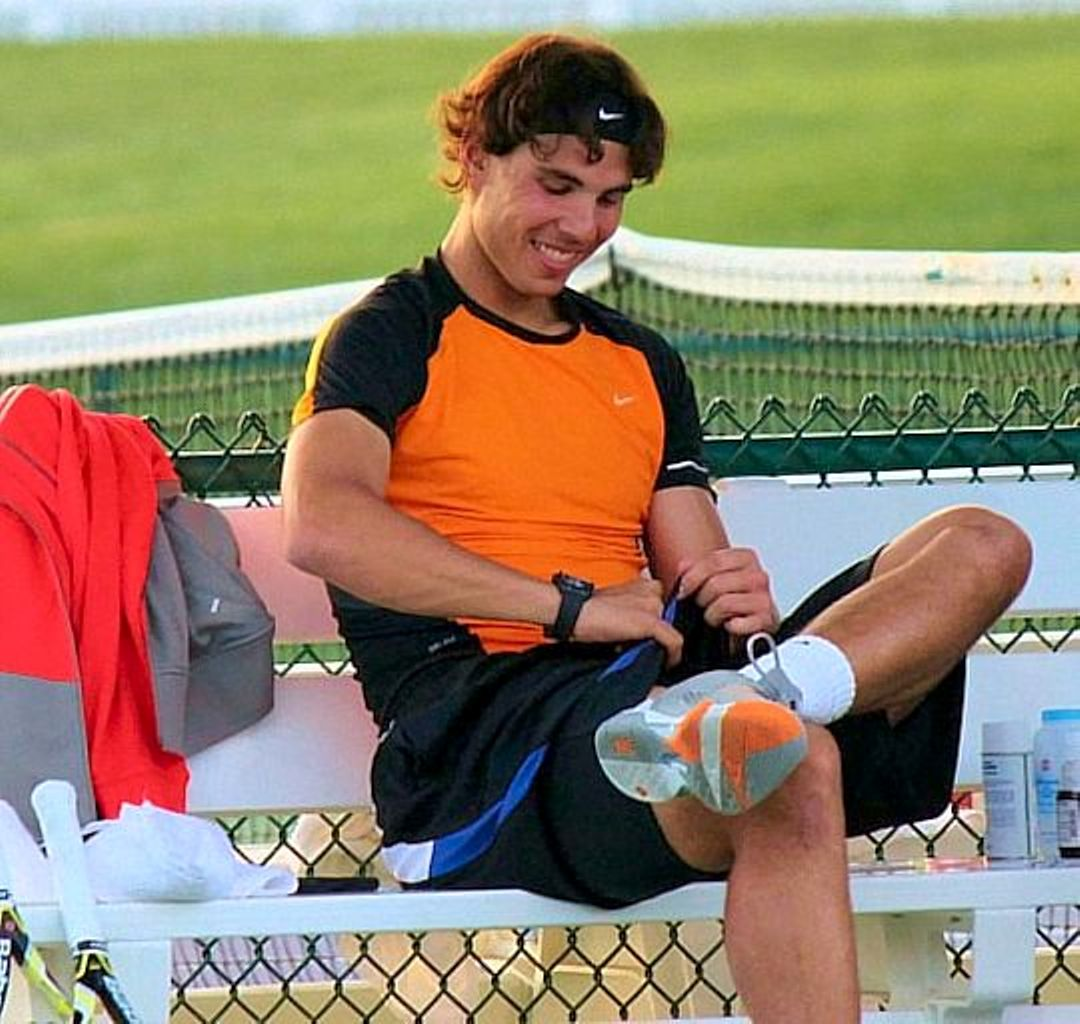 Rafa exciting 2012