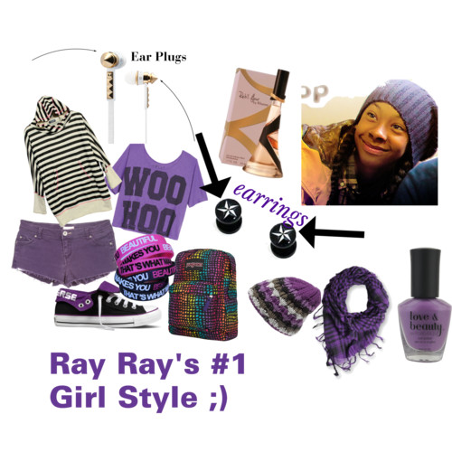 raggio, ray Ray's #1 Girl Look ;)