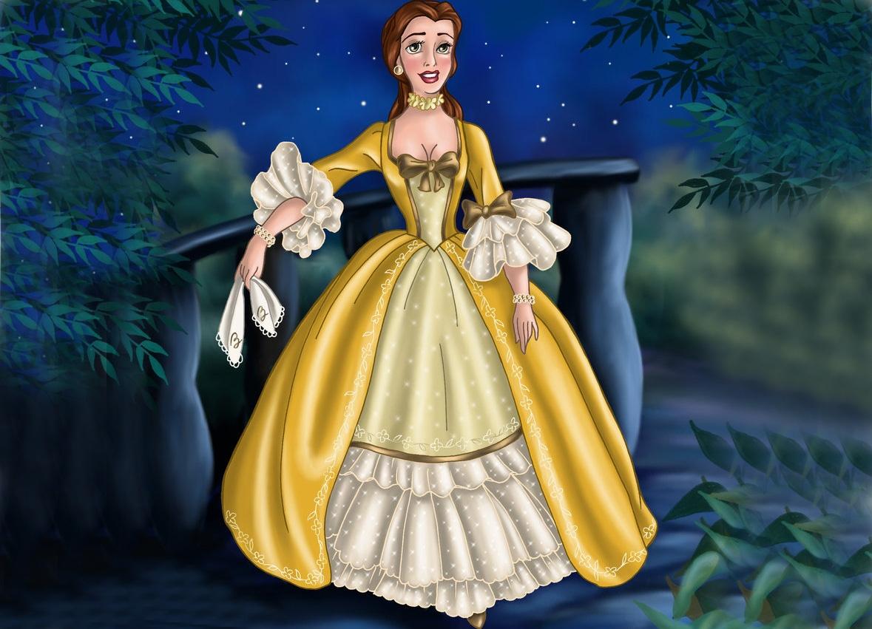 Real Life Belle Disney Princess Photo 29687000 Fanpop