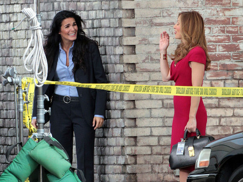 Rizzoli & Isles wallpaper called Rizzoli & Isles - Season 3