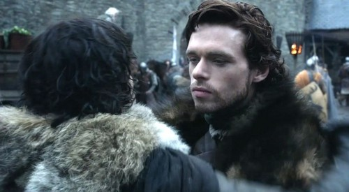 Robb and Jon