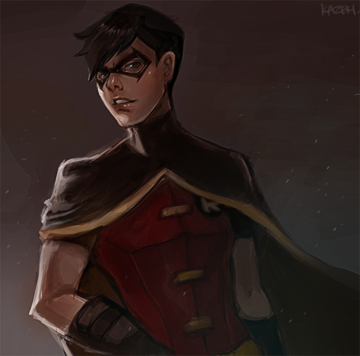 Robin - Young Justice Photo (29665586) - Fanpop
