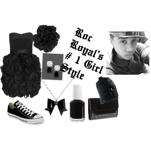 Roc Royal's #1 Girl Look ;)