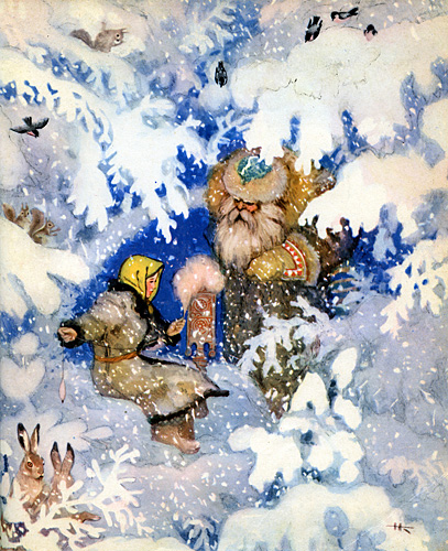 Russian Fairy Tales Pictures