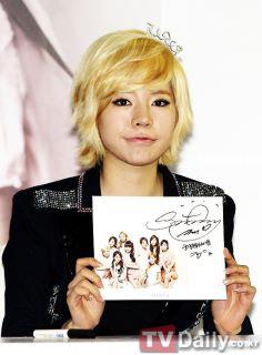 SNSD@J.ESTINA Fan-sign event