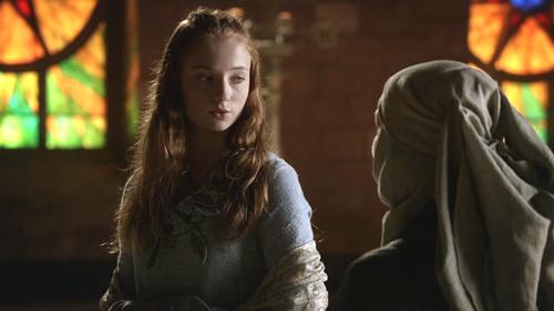 Sansa and Septa