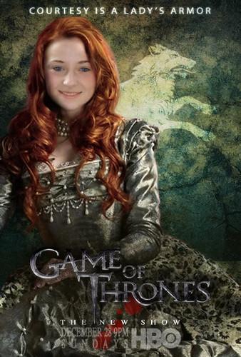 Sansa poster