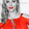 Scarlett Johansson photo possibly containing a portrait called Scarlett <3