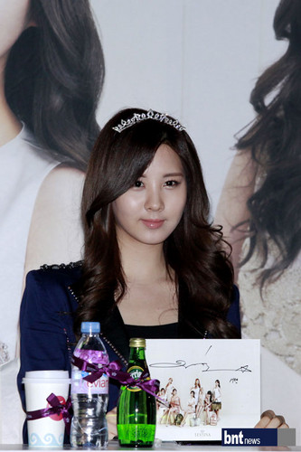 Seohyun at Jestina Fansign Event