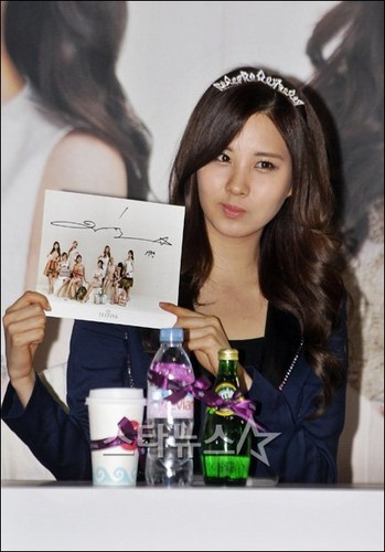 Seohyun at Jestina Fansign Event