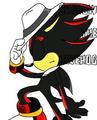 Shadow Dancing - shadow-the-hedgehog photo