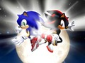 Shadow vs. Sonic