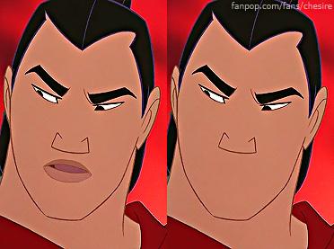 Shang's Hidden Smile