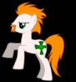 Sheamus as a My Litttle Pony! - sheamus fan art