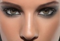 Smokey eyes makeup - makeup photo