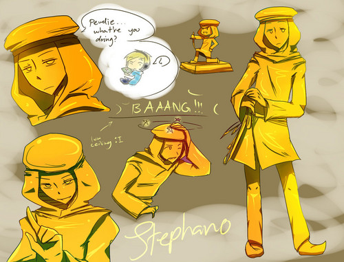 Pewdiepie wallpaper with anime entitled Stephano! :D