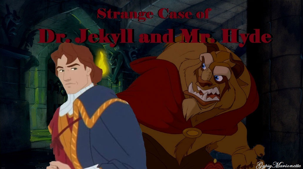 Pagemaster Dr Jekyll: Jekyll And Hyde Musical Logo