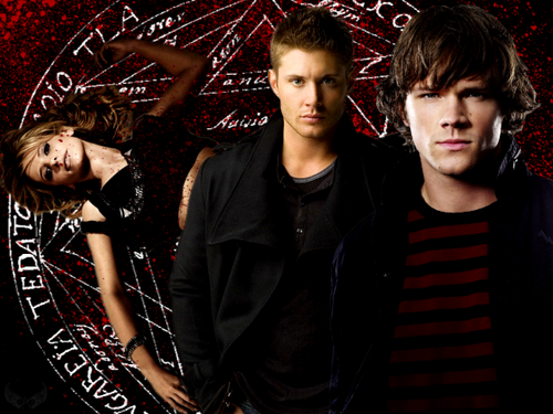 HaleyDewit wallpaper probably with a parasol entitled Supernatural