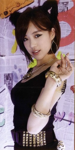 T-ARA Bo Peep bo peep japanese single