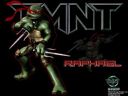 TMNT Raph