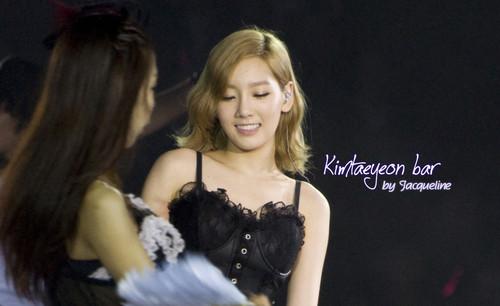 Taeyeon @ Girls' Generation 2nd Asia Tour in Bangkok