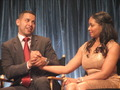 Tamala and Jon, Paleyfest 2012 - esplanie photo