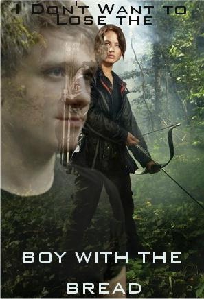 The Boy With the pane (Katniss/Peeta)