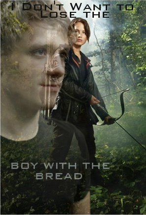 The Boy With the 빵 (Katniss/Peeta)