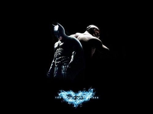 The Dark Knight Rises  - movies Wallpaper