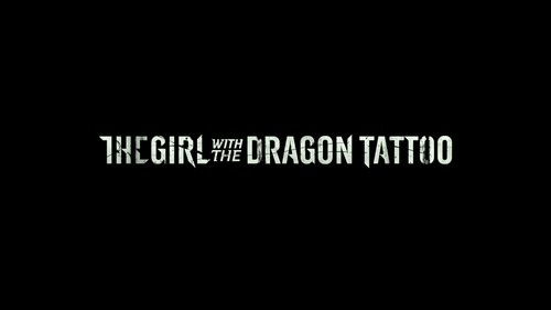 The Girl With The Dragon Tattoo Logo