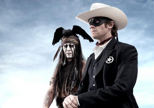The Lone Ranger 1st picture
