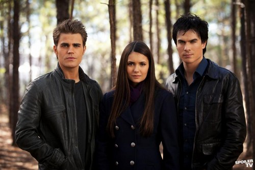 The Vampire Diaries - Episode 3.18 - The Murder of One - más Promotional fotos
