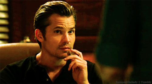 Timothy Olyphant پیپر وال entitled Timothy Olyphant