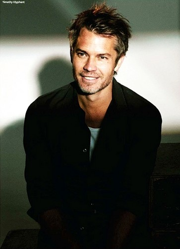 Timothy Olyphant wallpaper containing a business suit titled Timothy Olyphant