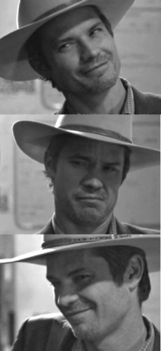 Timothy Olyphant پیپر وال containing a boater, a fedora, and a snap brim hat called Timothy Olyphant