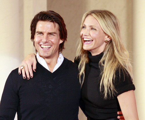 Tom Cruise & Cameron Diaz