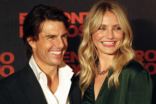 Tom Cruise & Cameron Diaz