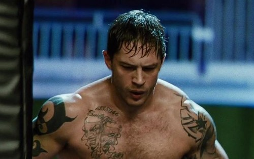Tom Hardy wallpaper possibly containing a hunk titled Tom Hardy - Warrior
