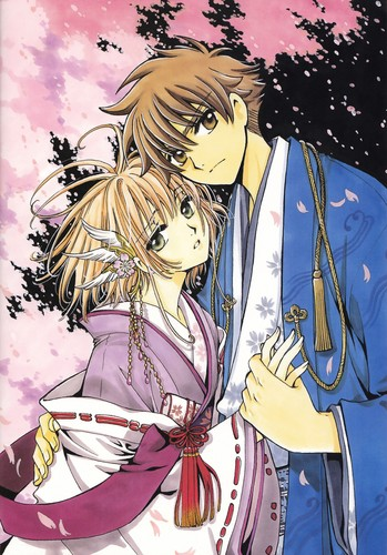 Tsubasa: Reservoir Chronicles karatasi la kupamba ukuta containing anime called Tsubasa RESERVoir CHRoNiCLE