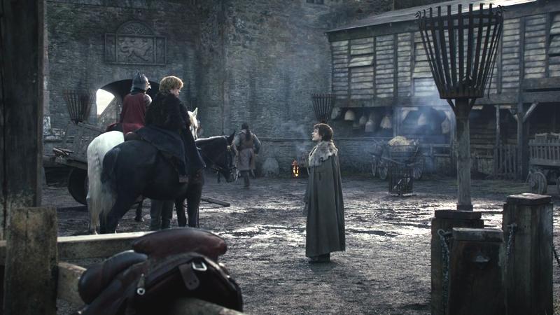 Tyrion and Theon Greyjoy