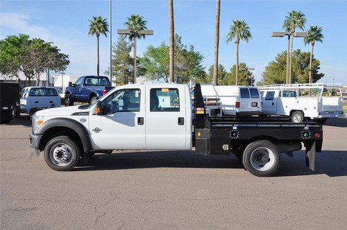 2011 FORD F550 MEDIUM DUTY