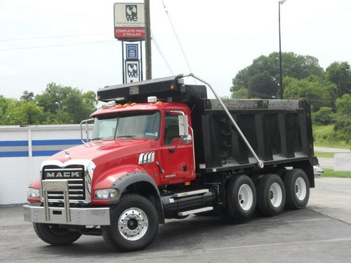 2008 MACK GRANITE GU713 HEAVY DUTY