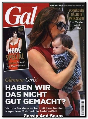 Victoria Beckham Covers - victoria-beckham Photo