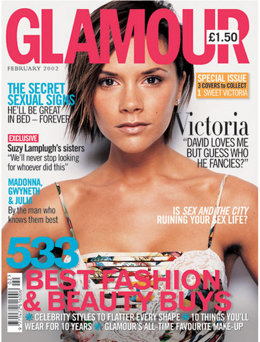 Victoria Beckham Covers