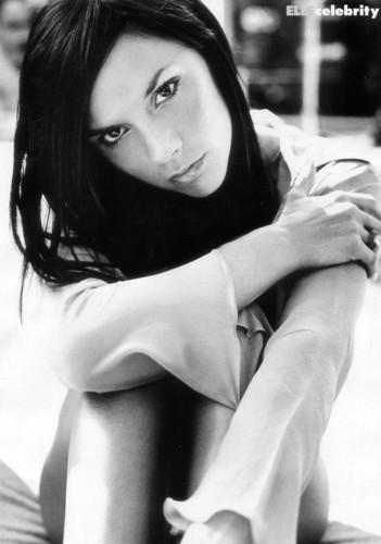 Victoria Beckham wallpaper called Victoria Beckham: Elle Magazine Shoot