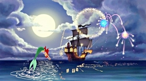 Walt disney Limited Edition Giclee - In Pursuit of Her Dreams
