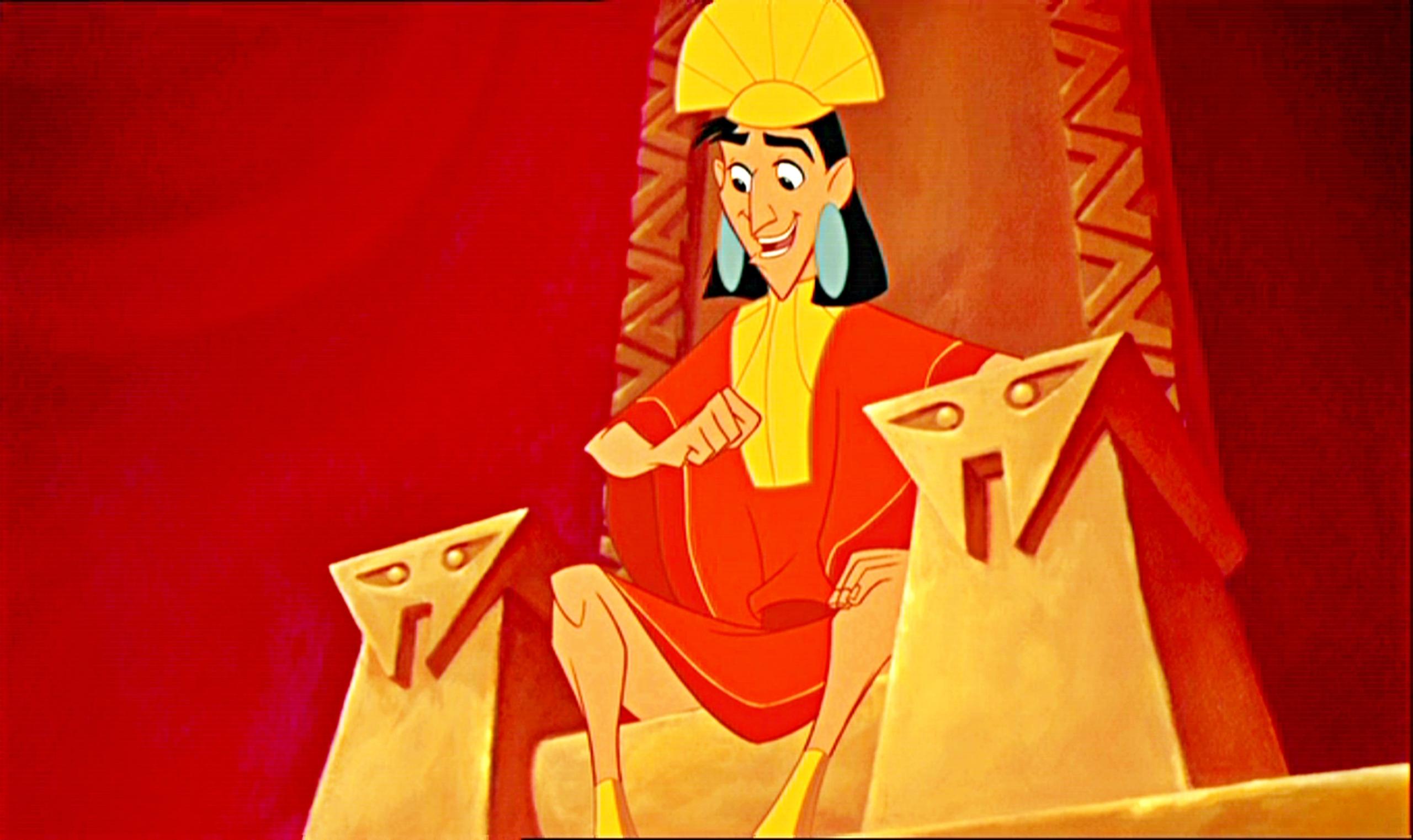 http://images5.fanpop.com/image/photos/29600000/Walt-Disney-Screencaps-Emperor-Kuzco-walt-disney-characters-29625847-2560-1522.jpg